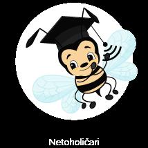 Netoholičari logo